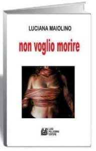 Il libro di Luciana Maiolino recante in copertina un'immagine del quadro SLegami